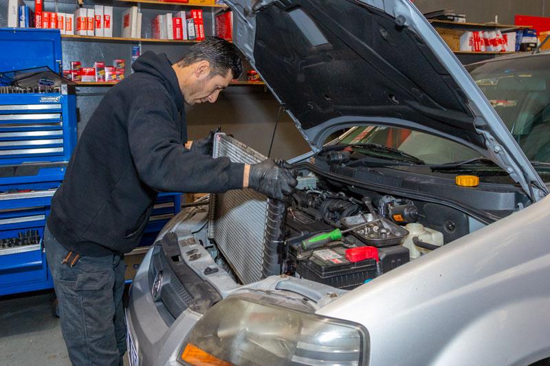Radiator Repair Hallam