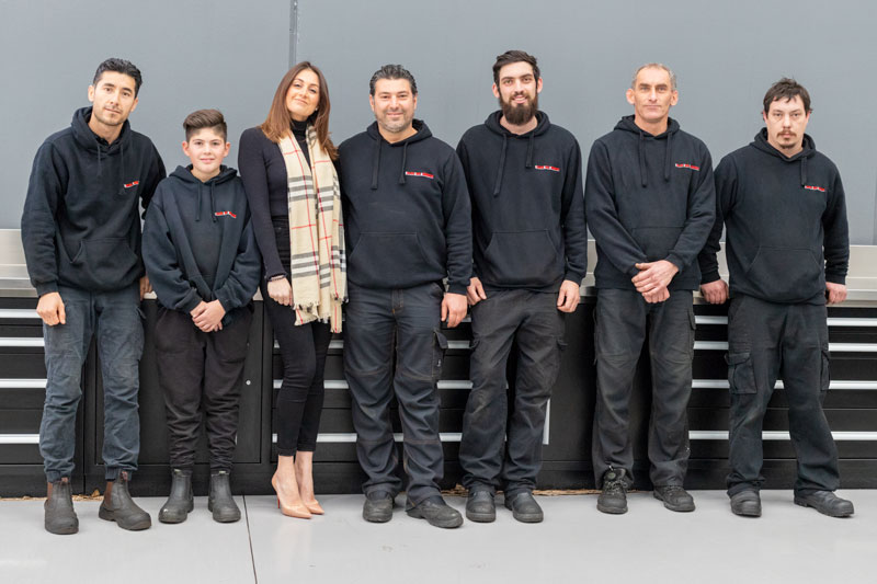 Team - Hallam Road Automotive